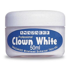 Snazaroo Clown White