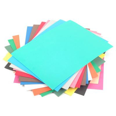 Funky Foam A4 - 15 Pack Assorted