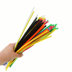 Jumbo Pipe Cleaners 50 Pack