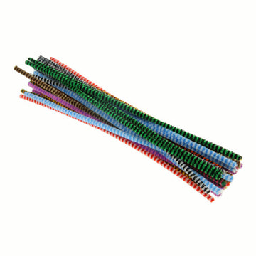 Tiger Tail Pipe Cleaners 40 Pack