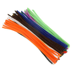 Jumbo Pipe Cleaners 100 Pack