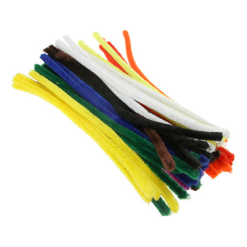 Giant Pipe Cleaners 50 Pack