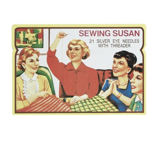 Sewing Susan 21 Needle Set