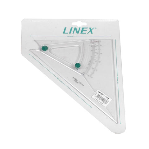 "Linex 8"" Adjustable Set Square"