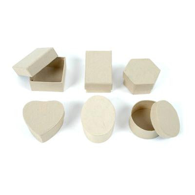 Craft Box Mini Assorted - 6 Pk