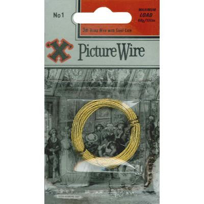 No.1 X Pic Wire