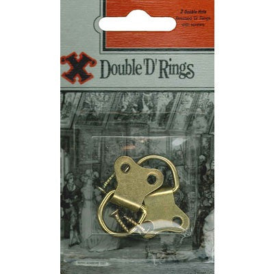 Double D Ring X Fittings