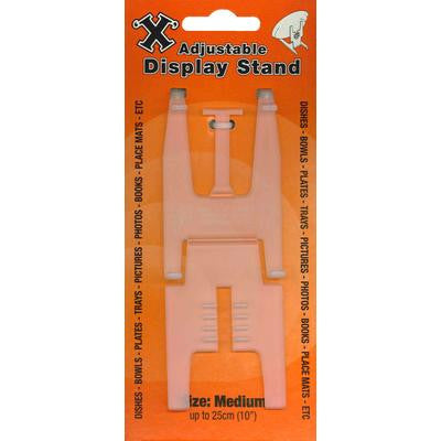 Display Stand Adjustable Med