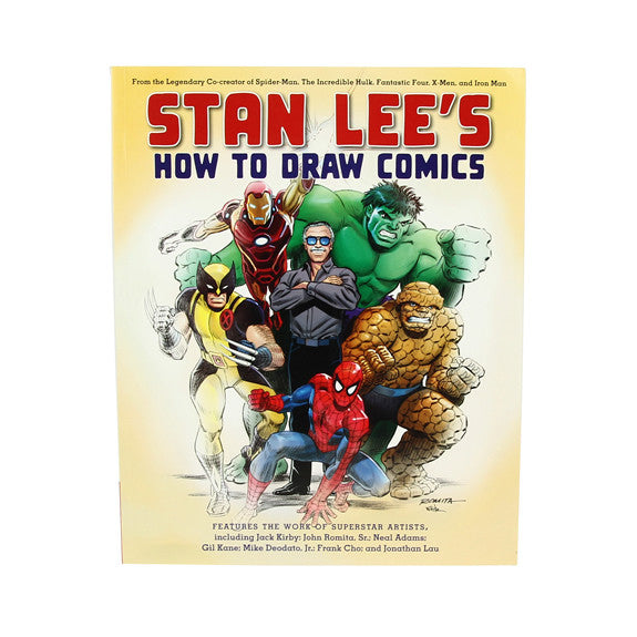Stan Lees How to Draw Comics