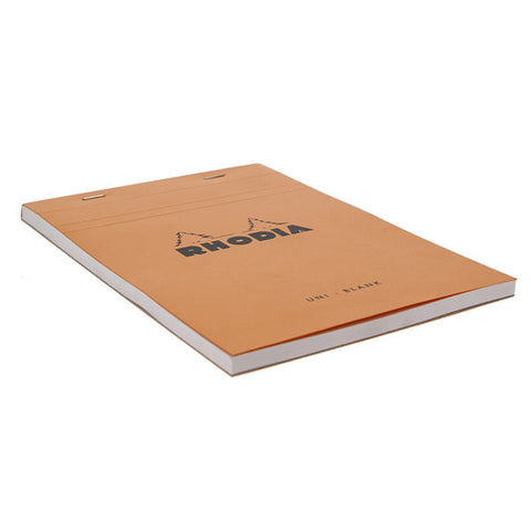Rhodia Head Stapled Plain Pads