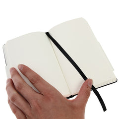 Leuchtturm 1917 Classic Black Hardcover Pocket Notebook Plain