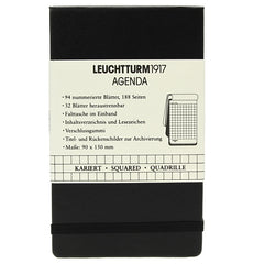 Leuchtturm 1917 Reporter Pocket Notebook