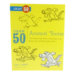 Draw 50 Animal 'Toons by Lee J. Ames
