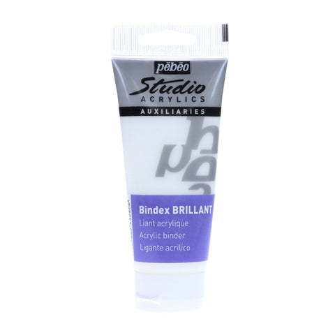 Pebeo Studio Acrylic - 100ml Bindex Brillant