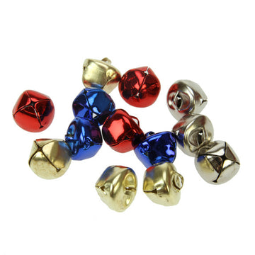 Jingle Bells - 15mm Assorted Colours - 20 Pack