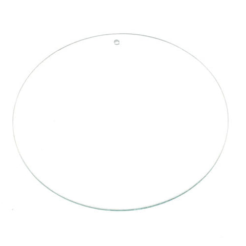 Glass Shape Circle 100mm