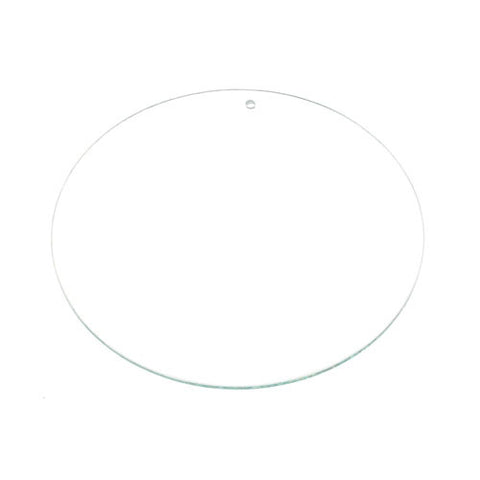 Glass Shape Circle 80mm