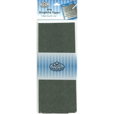 Royal Carbon Paper Gray