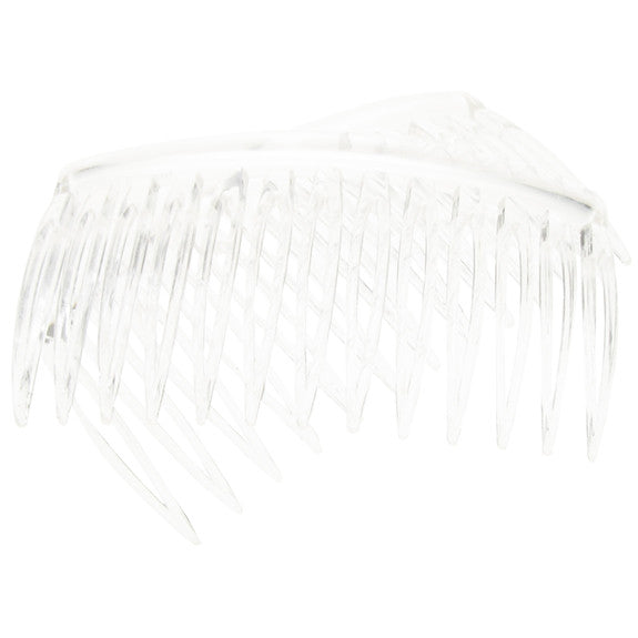 Comb Clear 7 x 4 cm Pack of 2