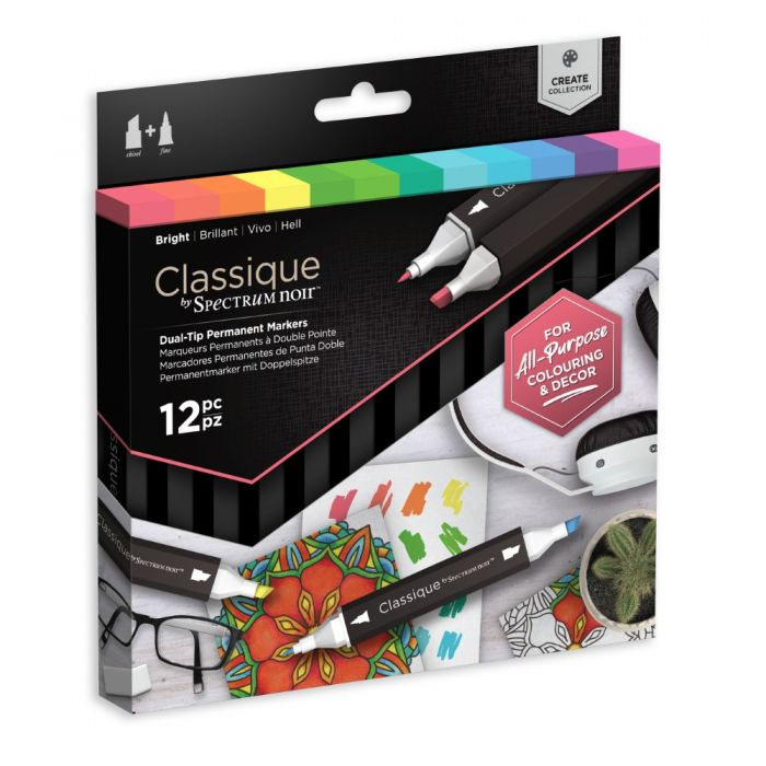 Spectrum Noir Classique Set of 12 Bright
