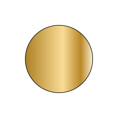 Copper Blank CB50 44 mm Round Pack of 5