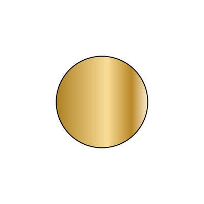 Copper Blank CB51 35 mm Round Pack of 10