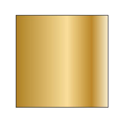 Copper Blank CB95 75 mm Square Pack of 3