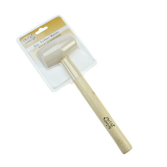Rubber Mallet 6oz