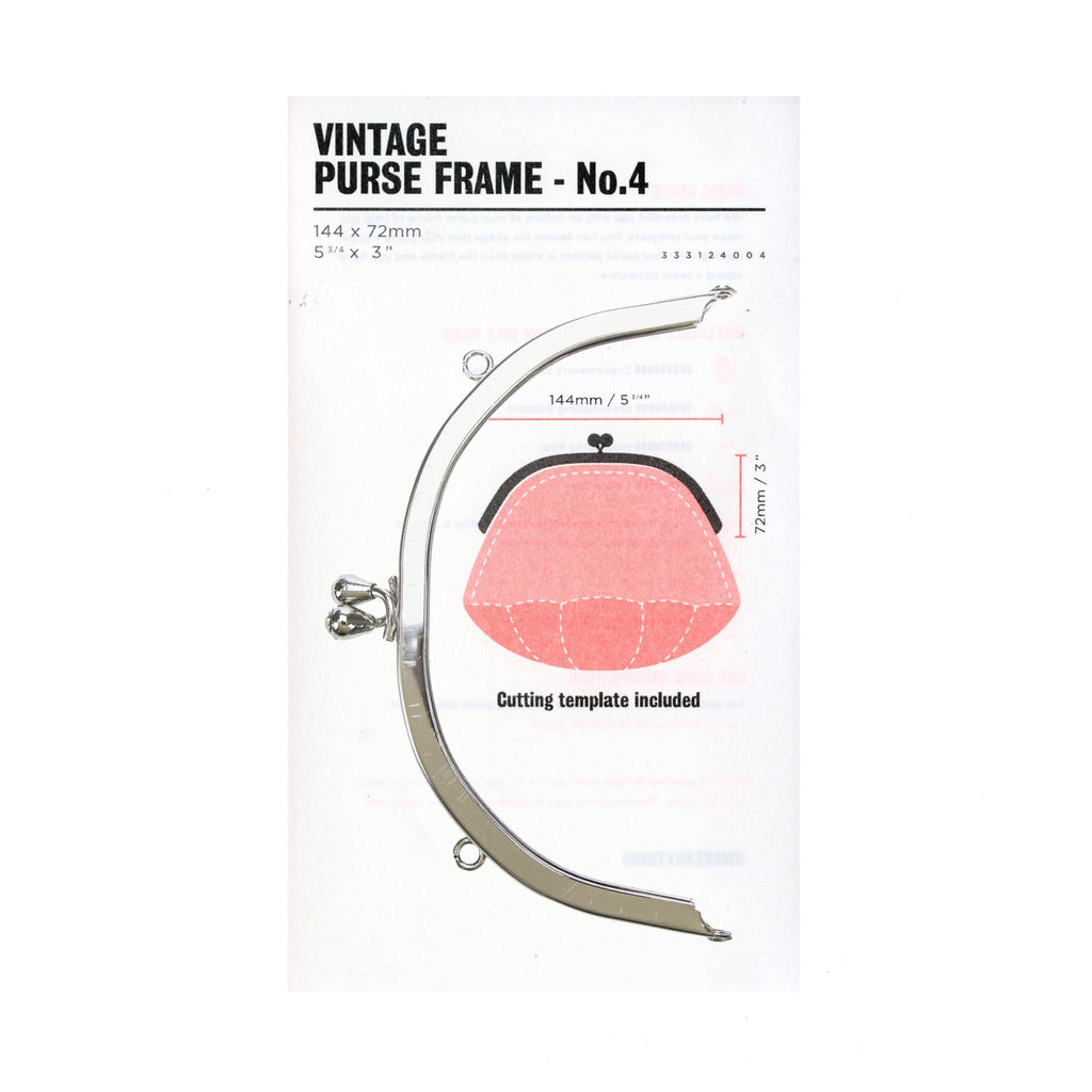 Fred Aldous - Vintage Purse Frame - No.4