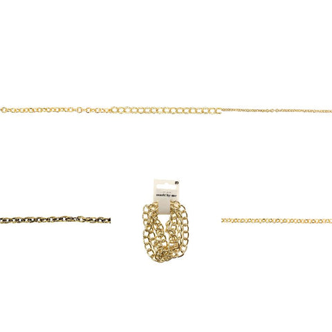 Rico Linked Chain Gold