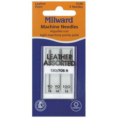 Milward Leather M/C Needles