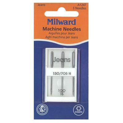 Milward Jeans M/C Needles