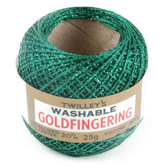 Goldfingering Thread - 6 Colours