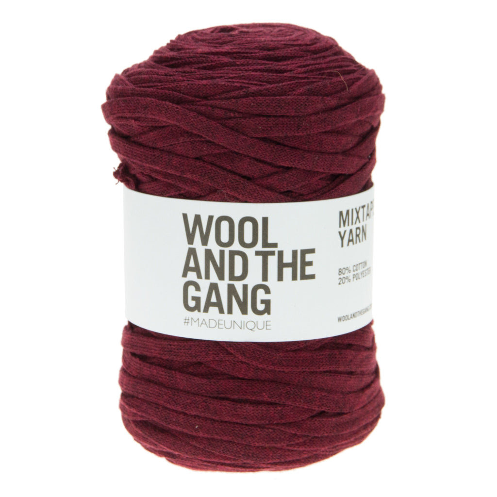 Mixtape Yarn - Margaux Red