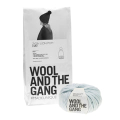 Wool And The Gang - Zion Lion Pom - 4 Options