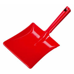 Redecker - Doll Dust Pan Red