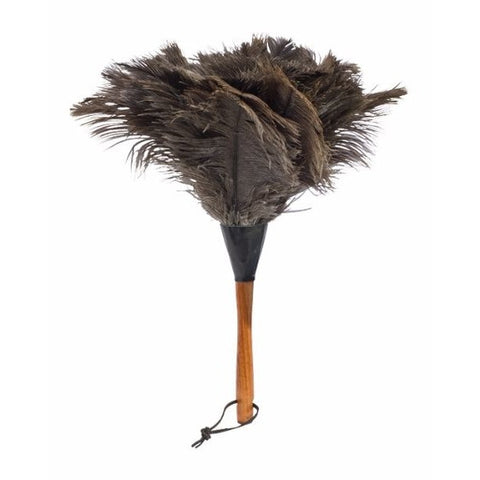 Redecker - Ostrich-Feather Duster Small 35 Cm