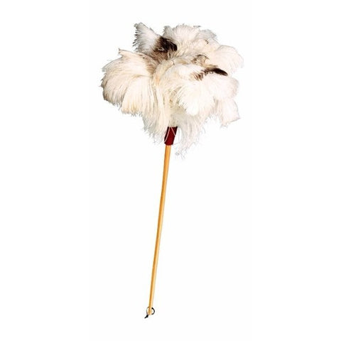 Redecker - Feather Duster White