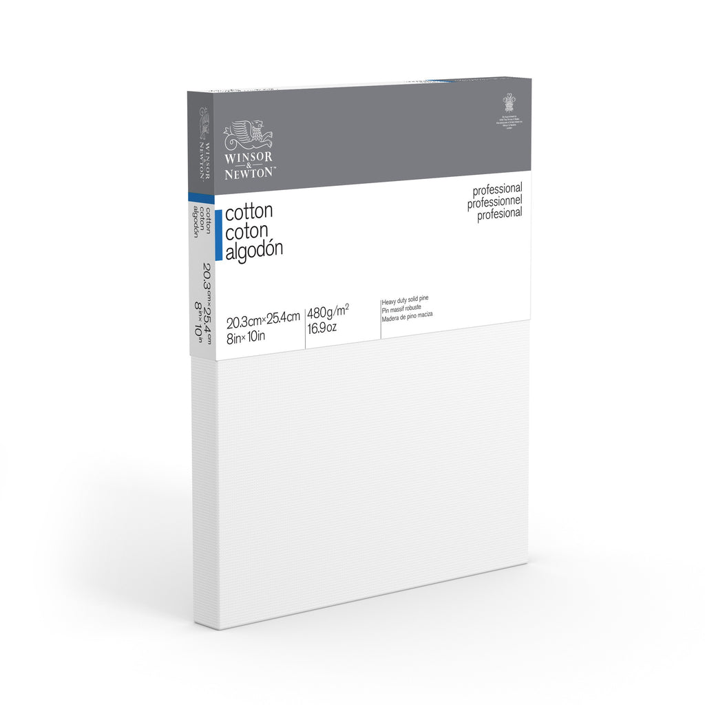 WN Professional Standard Canvas Imperial 8X10in