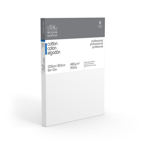 WN Professional Standard Canvas Imperial 9X12in