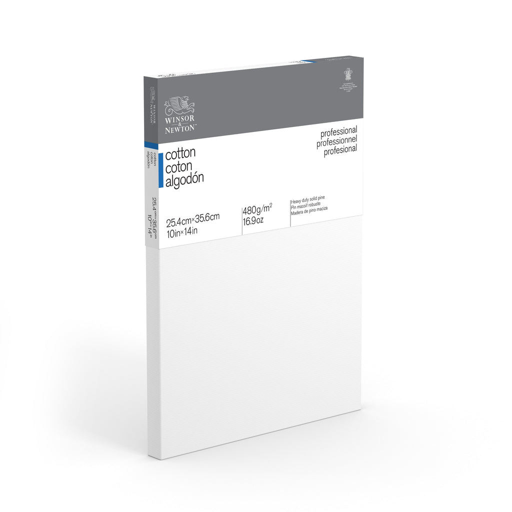 WN Professional Standard Canvas Imperial 10X14in