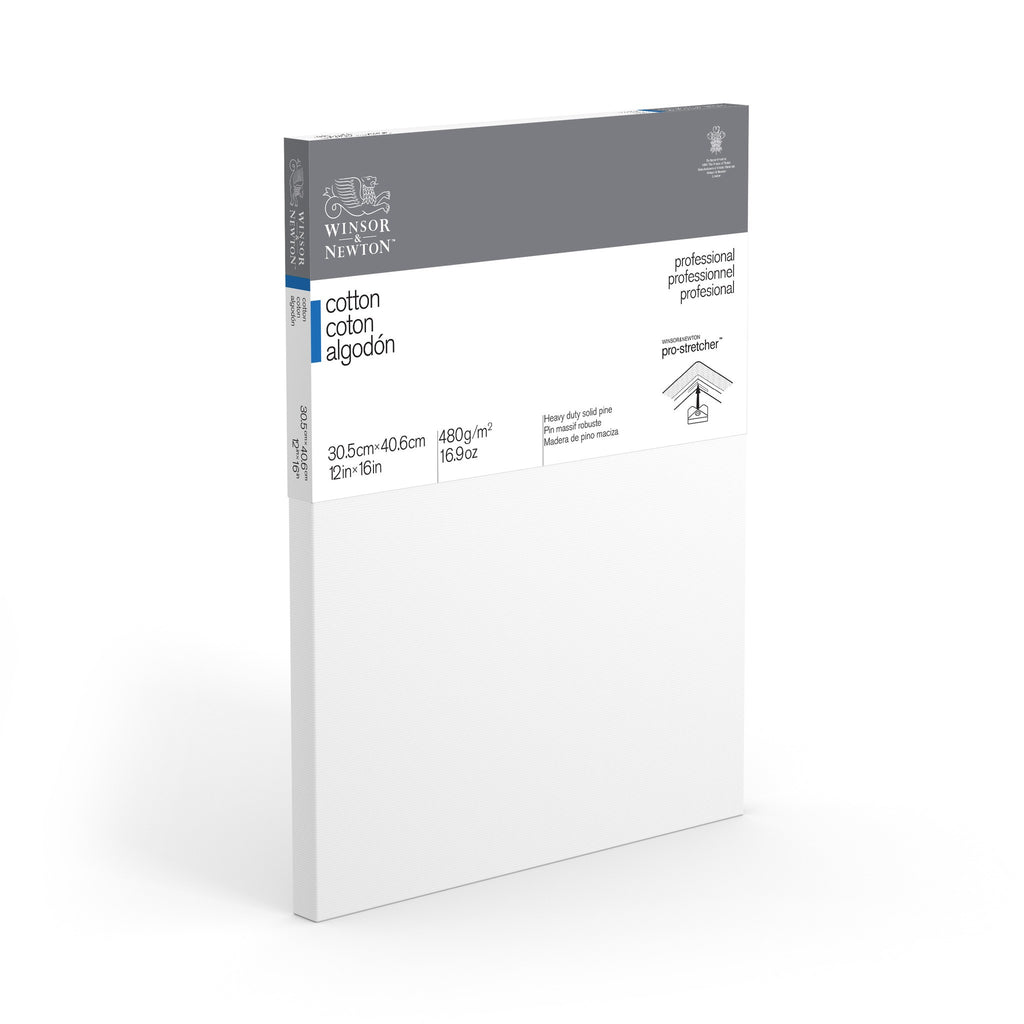 WN Professional Standard Canvas Imperial 12X16in