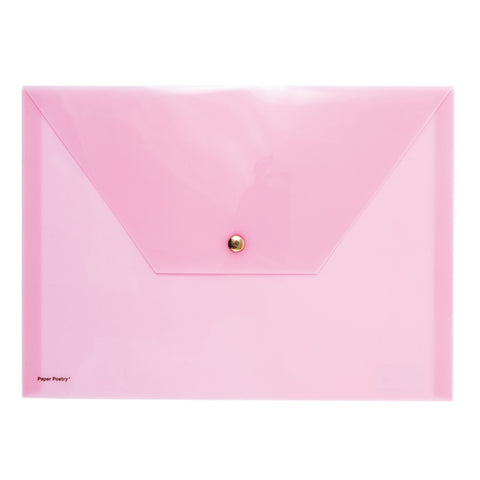 Document Folder Pink