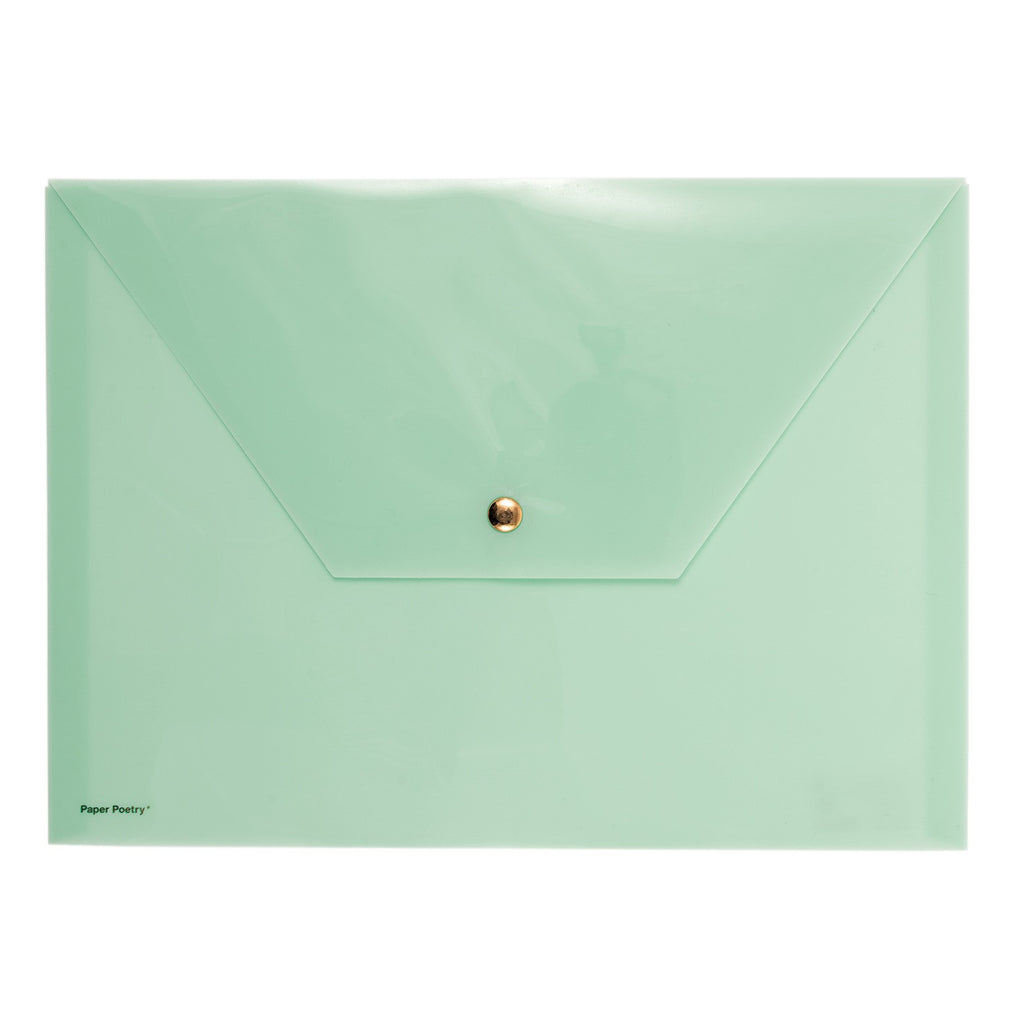 Document Folder Mint