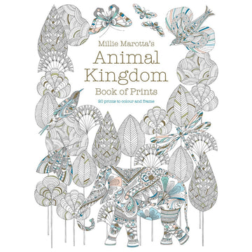 Animal Kingdom Book of Prints