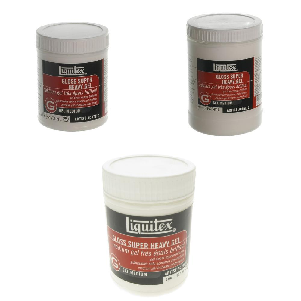 Liquitex Gloss Super Heavy gel 946 473