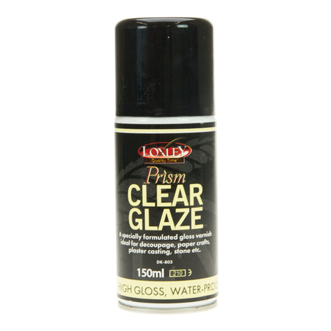 PRISM Clear Glaze 150ml Spray
