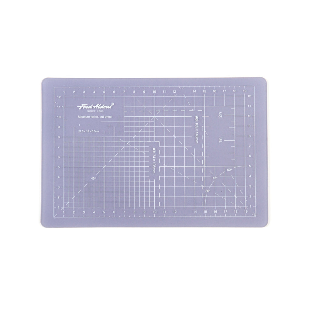 Fred Aldous Cutting Mat - A5