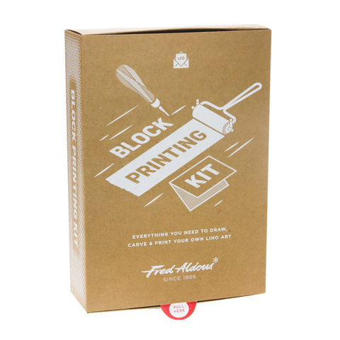 Fred Aldous Block Printing Kit