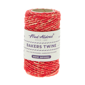 Fred Aldous - Sparkle Bakers Twine